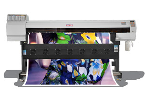 UN-1932 Series Digital Sublimation Textile Printers
