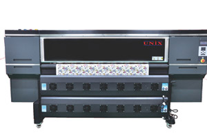 UN-6149E Digital Sublimation Textile Printer