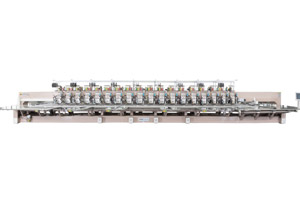 Multi-Function Specialized Embroidery Machine